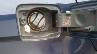 Wlew paliwa LPG BMW 320i - Bydgoszcz - Fordon