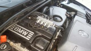 Instalacja samochodowa LPG (auto-gaz) BMW 320i - Bydgoszcz - Fordon - Bora-Komorowskiego 15