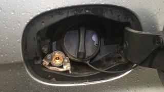 Wlew paliwa LPG Ford S max
