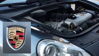 Instalacja samochodowa LPG KME Porsche - Bydgoszcz - Fordon - Bora-Komorowskiego 15