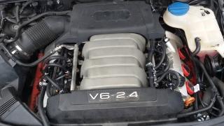 Instalacja samochodowa LPG (auto-gaz) Audi A6 - Bydgoszcz - Fordon - Bora-Komorowskiego 15