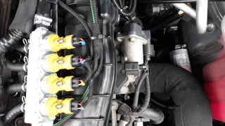 Wtryski LPG Audi Q5 - Bydgoszcz - Fordon