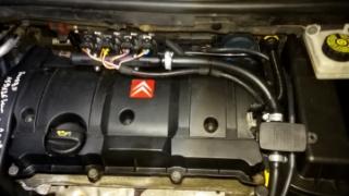 Instalacja samochodowa LPG (auto-gaz) Citroen C4 - Bydgoszcz - Fordon - Bora-Komorowskiego 15