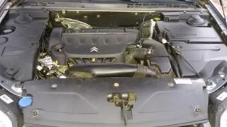 Instalacja samochodowa LPG (auto-gaz) Citroen C5 - Bydgoszcz - Fordon - Bora-Komorowskiego 15