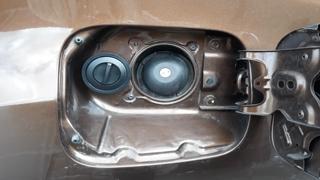 Wlew paliwa LPG Dacia Duster
