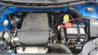 Instalacja samochodowa LPG (auto-gaz) Fiat Panda - Bydgoszcz - Fordon - Bora-Komorowskiego 15