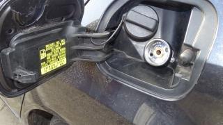 Wlew paliwa LPG Honda Accord - Bydgoszcz - Fordon - Bora-Komorowskiego 15