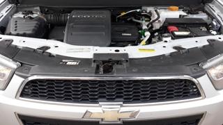 Instalacja samochodowa LPG (auto-gaz) Chevrolet Captiva - Bydgoszcz - Fordon - Bora-Komorowskiego 15