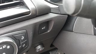 Przełącznik benzyna/LPG Ford Fusion - Bydgoszcz - Fordon