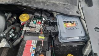 Sterownik gazu LPG KME Nevo-Sky JET w Jeep - Montaż instalacji LPG