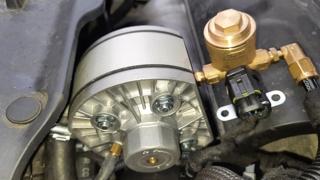 Reduktor - Montaż instalacji LPG - Jeep