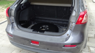 Zbiornik auto-gaz (LPG) Mitsubishi Lancer