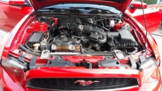 Instalacja samochodowa LPG (auto-gaz) Ford Mustang - Bydgoszcz - Fordon - Bora-Komorowskiego 15