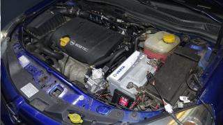 Montaż instalacji samochodowej LPG (auto-gaz) Opel Astra - Bydgoszcz - Fordon - Bora-Komorowskiego 15