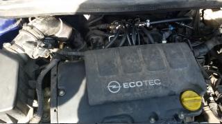 Montaż instalacji samochodowej LPG (auto-gaz) Opel Corsa - Bydgoszcz - Fordon - Bora-Komorowskiego 15