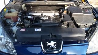 Montaż instalacji samochodowej LPG (auto-gaz) Peugeot 407 - Bydgoszcz - Fordon - Bora-Komorowskiego 15