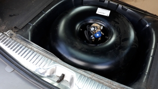 Zbiornik auto-gaz (LPG)  Renault Laguna