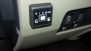 Przełącznik paliwa LPG - instalacja Elpigaz Renault Megane II - Bydgoszcz - Fordon