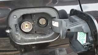Wlew paliwa auto-gaz (LPG) Renault Megane II - Bydgoszcz - Fordon