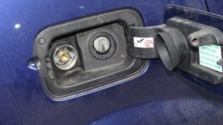 Wlew paliwa LPG Renault Scenic II - Bydgoszcz - Fordon - Bora-Komorowskiego 15