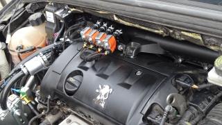 Instalacja samochodowa LPG (auto-gaz) - Bydgoszcz - Fordon - Bora-Komorowskiego 15