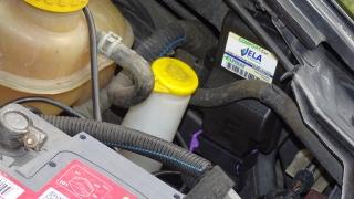 Wymiana sterownika instalacji samochodowej LPG (auto-gaz) - Bydgoszcz - Fordon - Bora-Komorowskiego 15